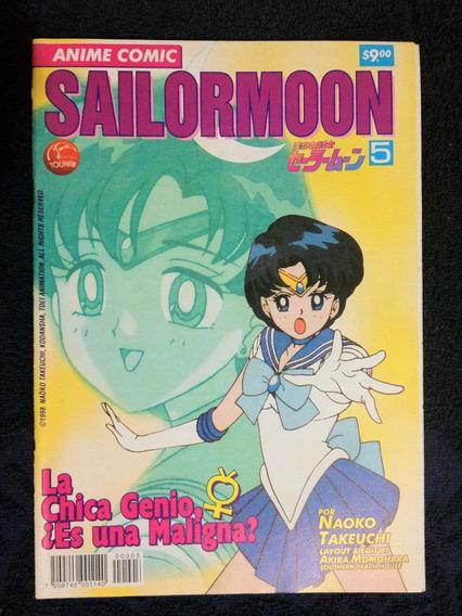 Sailor Moon Anime Comic Paquete 2