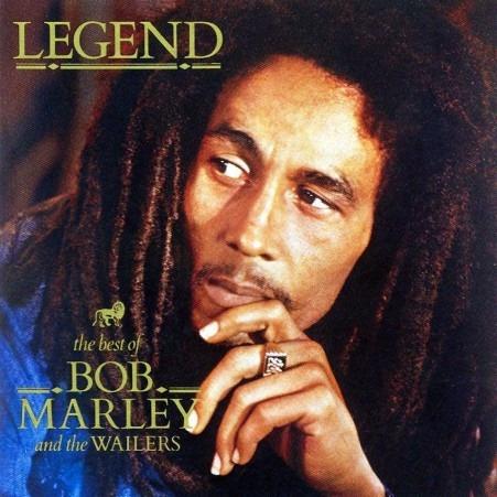 Camisa Camiseta Em Algodão- Bob Marley And Wailers - Legend