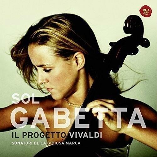 Vinilo Sol Gabetta Il Progetto Vivaldi 2 Lp