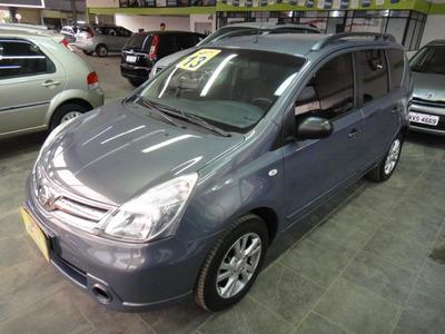 Nissan Livina 1.8 S Flex Aut. 5p Completo Couro Rodas 2013