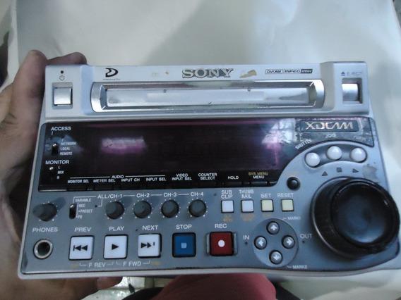 Gravador Sony Xdcam Pdw 1500 - Com Defeito
