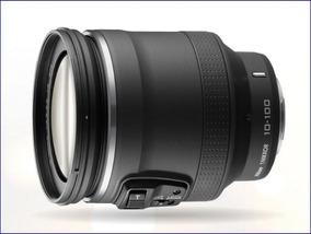 Lente Nikon Nikkor Vr 10-100mm F/4.5-5.6 R$ 2500