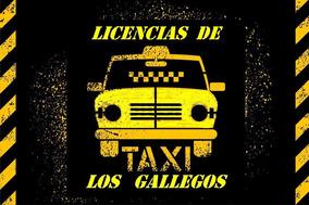 Vendo Licencia De Taxi-para Okm Y Usados Con/sin Licencia-