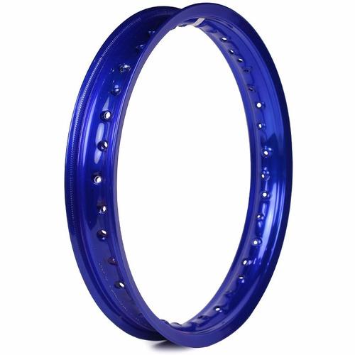 Llanta De Aluminio Azul 140 X 18