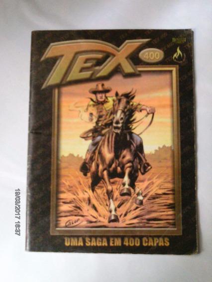 Encarte Tex 400 Capas Atençao :nao Acompanha A Revista