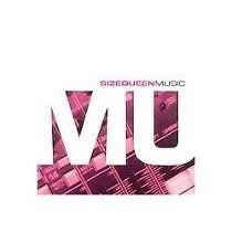 Cd Single Sizequeen - Music (maxi-single Us)