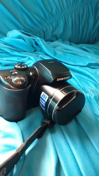 Câmera Fotográfica Samsung Semi Profissional Usada