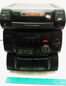 Radio Panasonic Sa-ak20 Placa Para Retirar Peças Desmanche