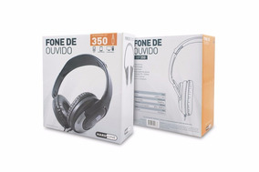 Fone Headset Hardline Hp350