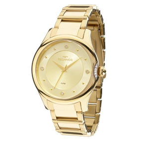 Relógio Technos Elegance Crystal 2035mfr/4x