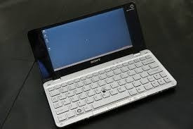 Sony Vaio Pocket Pc Mini Netbook Vgn-p658s Vgn P650 Amarillo