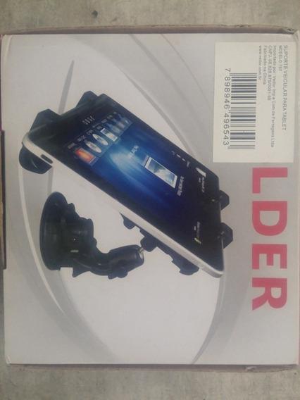 Suporte Veicular Para Tablet, Dvd, Gps, Tv