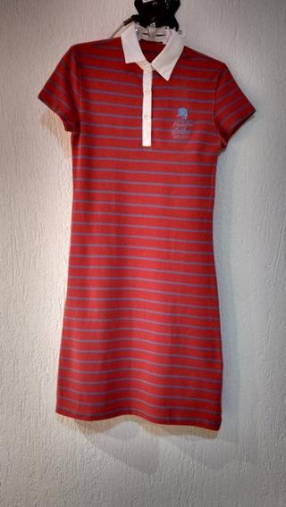 Vestido Polo Play Size League