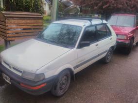 Subaru Justy 4x4 -
