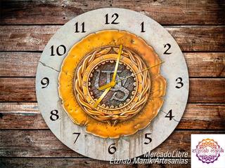 Reloj De Pared De Whitesnake