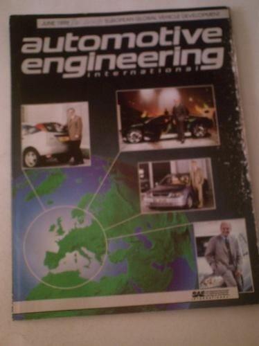 Revista Automotive Engineering International Nº 6 Ano 1998