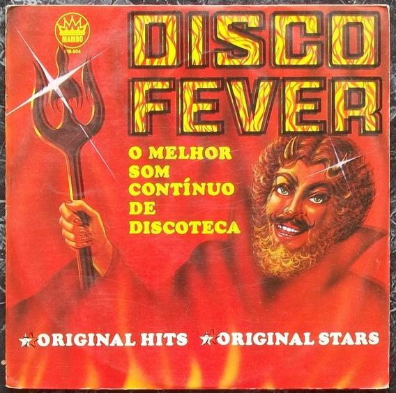 Lp Disco Fever (o Melhor Som Continuo De Discoteca)