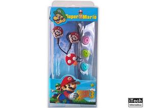 Fone De Ouvido Super Mario