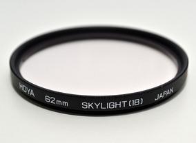 Filtro Hoya Skylight (1b) 62mm (made In Japan - Excelente)