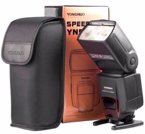 Flash Yongnuo 565ex Ettl Speedlite Para Nikon