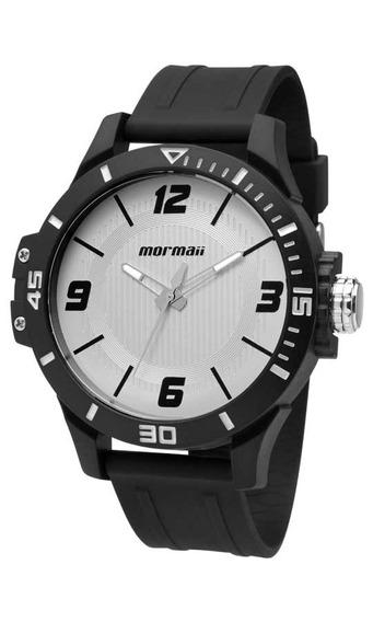 Relógio Mormaii Wave Masculino Original Mo2035fl/8b