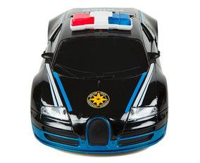 Carrinho Police Car C/ Controle Remoto.