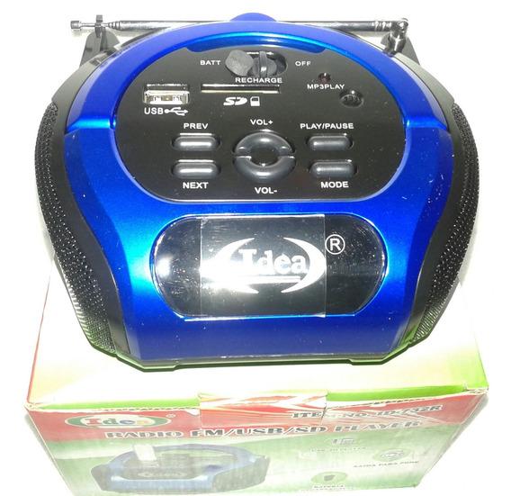 Radio Fm/usb/sd Player