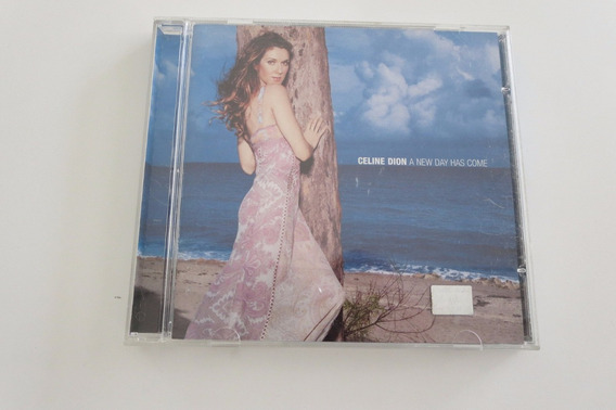 Celine Dion Cd A New Day Has Come