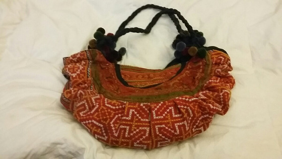 Cartera Hippie Chic Tipo India Stile Rapsodia