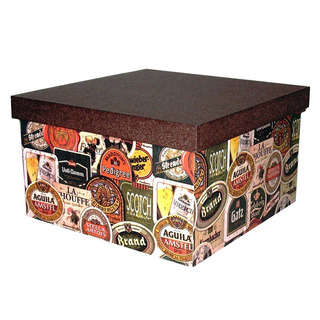 Caixa Térmica Rótulos Beer