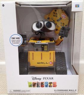 Wall-e U-command Control Robot Remoto Bunny Toys