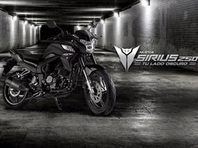 Motomel Sirius 250cc Okm 2017- W Motos San Miguel