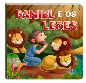 Amigos Da Bíblia: Daniel E Os Leões