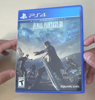 Final Fantasy Xv - Ps4 Impecable