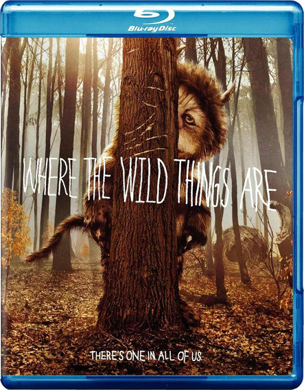 Blu Ray Donde Viven Los Monstruos Where The Wild Things Are
