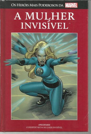 Herois Mais Poderoso 16 Mulher Invisivel Bonellihq Cx326 F18