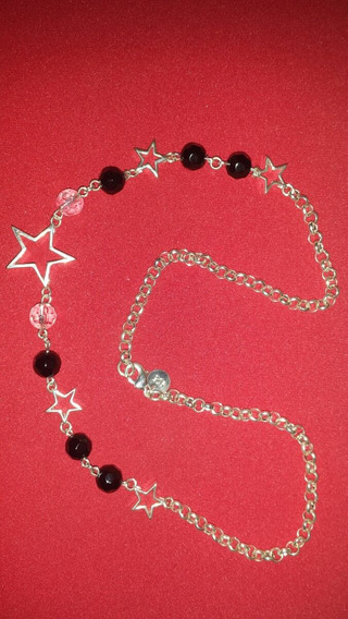 Corrente Prata 925 - Estrela