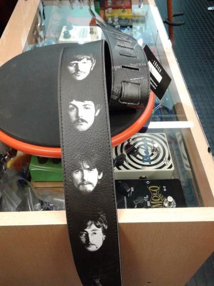 Correa Tijuana Modelo The Beatles Para Guitarra O Bajo