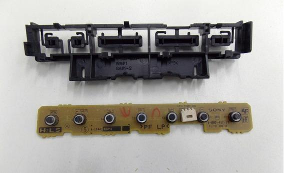 Teclado De Funções Tv Sony Kdl-32bx305 - Usado