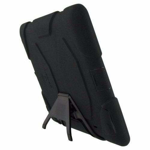 Capa Case Griffin Survivor P/ iPad 2,3,4 Preta