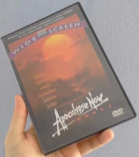Dvd Filme Apocalypse Now Redux