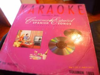 Disco Laser Karaoke Canciones En Español (14