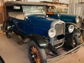 Chevrolet Champeon Phaeton 1928