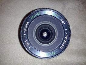 Lente Avanar Para Nikon 23mm F3.5