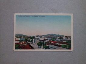 Cp Panorama Da Cidade De Fortaleza / Ceara