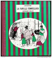 Christophe   -   La Famille Fenouillard
