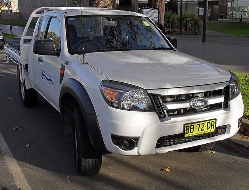 Manual De Despiece Ford Ranger 2009-2011 Español