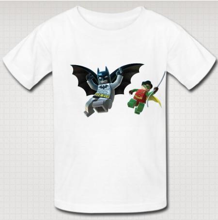 Playeras De Lego Batman Para Niños