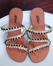Sandalias Rasteiras Linc Shoes