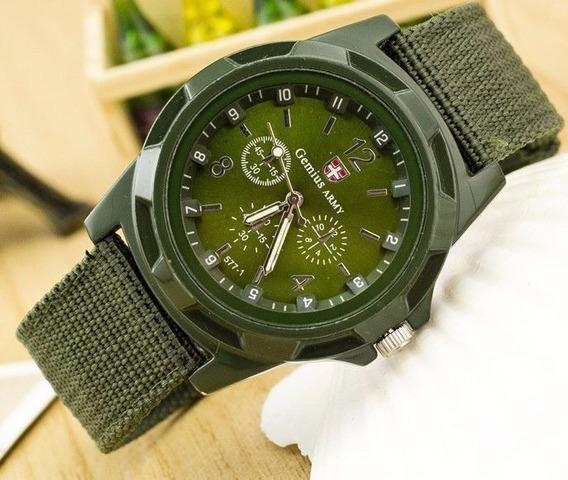 Relógio Militar Gemius Army Sport Exército